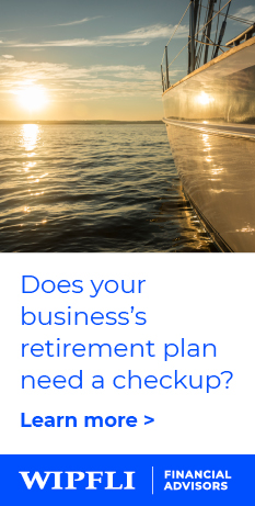 Does Your Retirement Plan Need A Checkup? Click here to learn more.